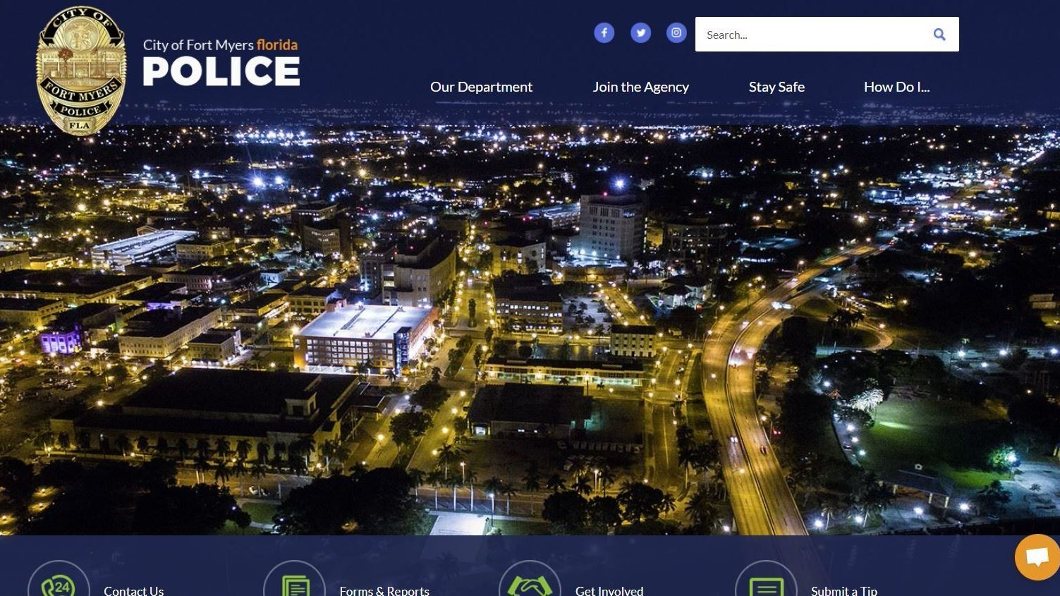 FMPD to Release New Website