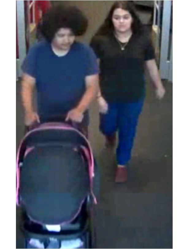 Target Theft Suspects