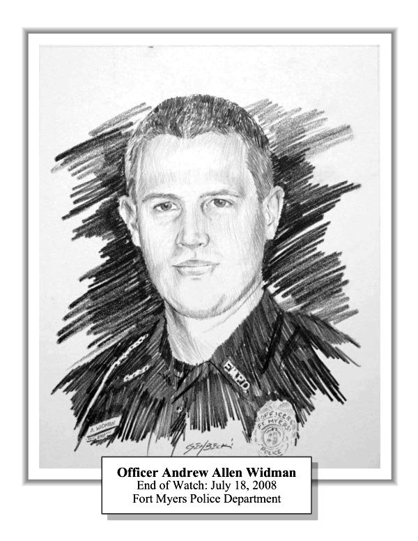 Officer Andrew A. Widman