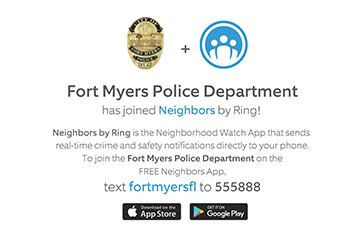 Fort Myers Florida Police Department