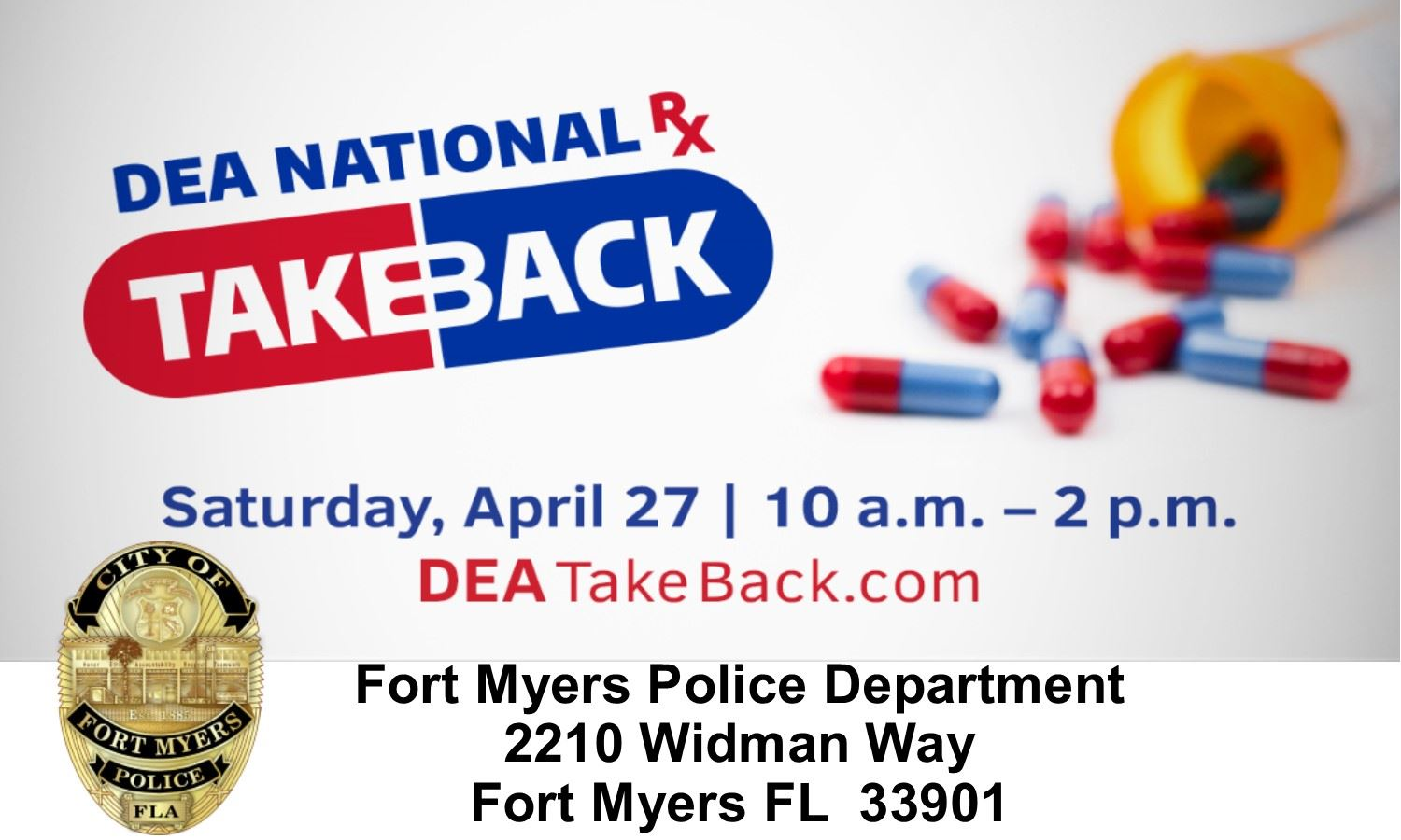 DEA Drug Take Back